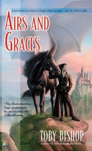 The Horsemistress Saga, Book Two