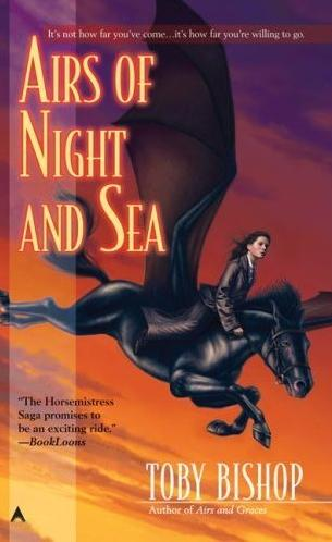 Book Three: The Horsemistress Saga